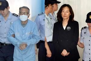 """Bê bối chính trị tại Hàn Quốc: Giữ nguyên mức án vụ """"danh sách đen"""""""