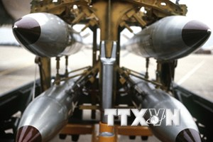 Tổng thống Mỹ khẳng định sở hữu nút hạt nhân mạnh hơn Triều Tiên