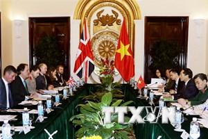 Đối thoại chiến lược thường niên Việt Nam-Anh lần thứ 6