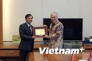 Thắt chặt tình đoàn kết và thúc đẩy mối quan hệ Việt Nam-Indonesia