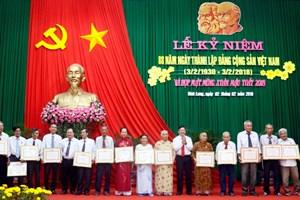 Điện mừng Ban Chấp hành Trung ương Đảng Cộng sản Việt Nam