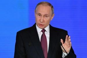 Tổng thống Putin: Mỹ hãy cung cấp bằng chứng về can thiệp bầu cử