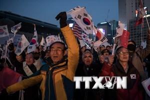 Hàn Quốc sẽ tiến hành điều tra kế hoạch đàn áp biểu tình