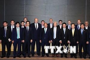 Thủ tướng gặp mặt các tập đoàn, nhà đầu tư hàng đầu Việt Nam-Australia