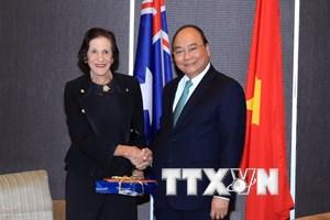Thủ tướng tiếp lãnh đạo Bang New South Wales của Australia