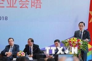 Cơ hội kết nối, hợp tác giữa địa phương và doanh nghiệp Việt-Trung