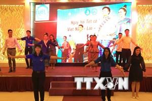 Giao lưu sinh viên ba nước Việt Nam-Lào-Campuchia tại TP.HCM