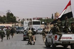 Syria cảnh báo sẽ tự vệ nếu bị phương Tây có hành động tấn công