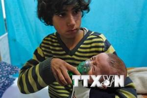 Syria: Chuyên gia của tổ chức OPCW đã đến thị trấn Douma