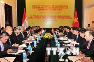 Kỳ họp lần thứ ba Ủy ban hợp tác song phương Việt Nam-Indonesia