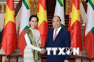 Giới thiệu toàn văn Tuyên bố chung Việt Nam-Myanmar