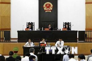 Vợ Nguyễn Xuân Sơn xin khắc phục hậu quả để giảm tội cho chồng