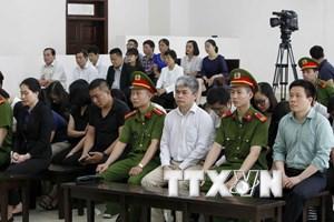 Vụ OceanBank: Y án sơ thẩm với Hà Văn Thắm, Nguyễn Xuân Sơn