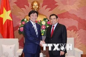 Việt Nam mong muốn Nhật Bản chia sẻ kinh nghiệm về bảo vệ môi trường
