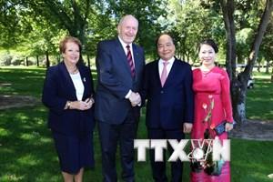Toàn quyền Australia và Phu nhân sẽ thăm cấp Nhà nước tới Việt Nam