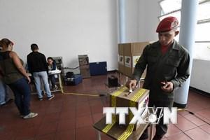 Bầu cử Venezuela: CNE khẳng định cuộc bầu cử diễn ra minh bạch