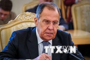 Điện mừng Bộ trưởng Ngoại giao Liên bang Nga Sergei Lavrov
