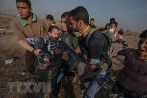 LHQ thông qua nghị quyết lên án Israel sát hại dân thường Palestine