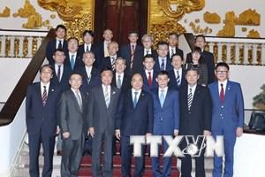 Tăng cường hợp tác giữa Fukuoka với các địa phương Việt Nam