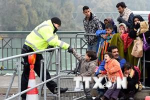 Áo sẽ thực hiện nhiều biện pháp siết chặt biên giới quốc gia
