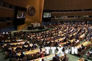 Đại hội đồng Liên hợp quốc tán thành hiệp ước toàn cầu về di cư