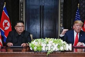 Hàn Quốc: Mỹ đẩy mạnh chuẩn bị cho vòng đàm phán mới với Triều Tiên