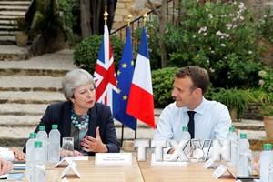 Đàm phán với Pháp - lối thoát Brexit của Theresa May?