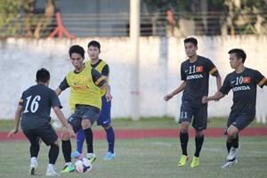 U23 Việt Nam - U23 Lào: Không thắng là về nước