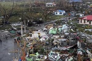 Philippines công bố kế hoạch tái thiết hậu bão Haiyan