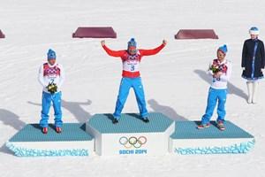Kỳ tích trượt tuyết băng đồng ở Sochi 2014