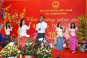 Kiều bào góp phần nâng cao uy tín Việt Nam trên trường quốc tế