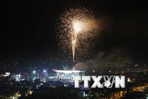 Tưng bừng chào đón Năm Mới Ất Mùi trên mọi miền đất nước