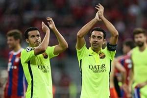 Xavi Hernandez lập kỷ lục tại đấu trường Champions League