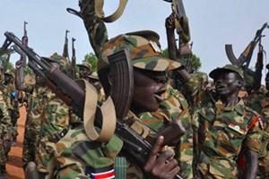 Nam Sudan: Quân đội và phe nổi dậy triển khai lực lượng chung