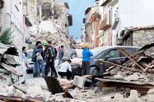 Vụ động đất ở Italy: Cảnh báo nguy cơ mafia nhúng tay vào tái thiết