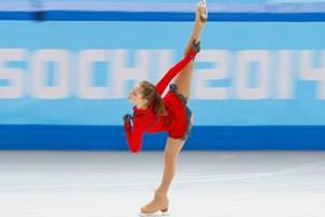Những hình ảnh ấn tượng nhất tại Olympic Sochi 2014