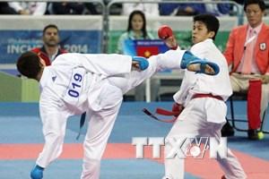 Karatedo mang về thêm một huy chương cho đoàn Việt Nam