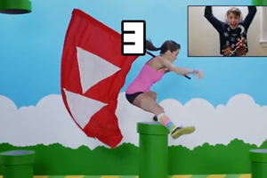 Trò chơi Flappy Bird xuất hiện trong video tổng kết của YouTube