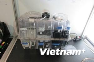 Hệ thống xử lý nước thải nhỏ gọn, tinh tế cho các hộ gia đình