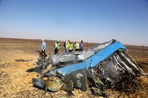 [Video] Ai Cập khẳng định máy bay Nga bị khủng bố tấn công