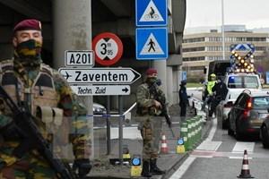 Bỉ bắt thêm nghi can trong loạt vụ tấn công khủng bố ở Brussels