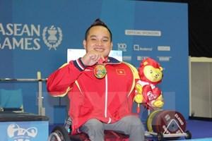 Cử tạ Việt Nam tuột mất cơ hội giành thêm huy chương Paralympic