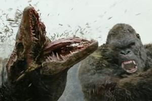 [Video] Hé lộ những cảnh chiến đấu gay cấn, nảy lửa của Kong