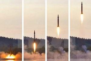 Nhiều nước cam kết hợp tác đối phó hạt nhân, tên lửa Triều Tiên