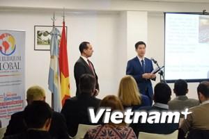 Quảng bá hình ảnh đất nước, con người Việt Nam tại Argentina