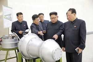 Chuyên gia: Triều Tiên có thể sắp thử tên lửa hoặc bom hạt nhân
