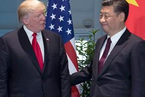 Tổng thống Mỹ Donald Trump chúc mừng ông Tập Cận Bình tái đắc cử