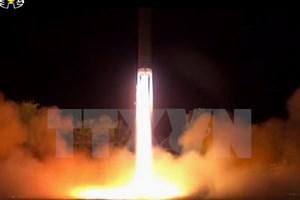 NATO: Cộng đồng quốc tế cần chung sức đối phó với tên lửa Triều Tiên