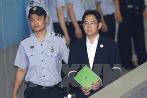 Công tố viên Hàn Quốc bảo lưu đề nghị 12 năm tù với lãnh đạo Samsung