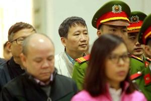 Vụ tham ô tại PVP Land: Trịnh Xuân Thanh bị phạt tù chung thân